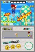 Mario er ikke stor l�nge, s� det g�lder om at udnytte tiden.