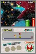 Mario er en dygtig dykker, og han kan heldigvis holde vejret lige s� l�nge, det er n�dvendigt.