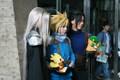 De her var suver�nt flotte, og vistnok fra Final Fantasy. Som er popul�rt i Japan. Med streg under