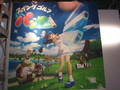 Golfspil til Wii. Det blev godt nok ikke demoet, men det ser bare for sjovt ud.