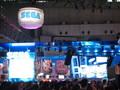 Sega demonstrerer launchspil til Wii: Sonic, Bleach (kampspil) og et lortesk�gt Monkey Ball partygame.