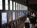 PS3-demoer. Bem�rk maskinerne, der glimrer ved deres frav�r.