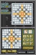 Opgaverne skulle efter spillets bagside at d�mme v�re udvalgt af skaberne af Sudoku. Vi tillader os at tvivle, selvom de fleste har en smuk symmetri.