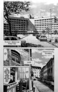 S� er stemningen sat, og Urasawas k�rlighed for det tyske gadebillede afsl�ret.