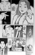 Hvorfor bruge mere end �n side p� et brud mellem to mennesker? Urasawa har en imponerende evne for at komprimere begivenhederne, uden at vi p� nogen m�de er i tvivl om begge parters f�lelser over bruddet. Jo, hun er en so.