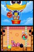 Det g�r hurtigt hen og bliver hektisk at holde styr p� alle mini-Kirbyer under bossopg�r.