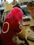 N�r caf�en ikke blev brugt til foredrag og workshops blev der spillet Go til den store guldmedalje. Parykker, hatte og usunde m�ngder af pocky var if�lge de nye internationale regler b�de p�kr�vet og strengt h�ndh�vet af alle.
